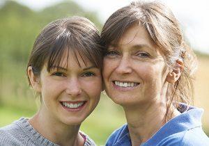 smiling women - outpatient addiction treatment