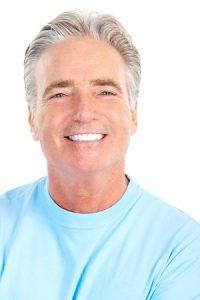 Smiling man - outpatient addiction treatment
